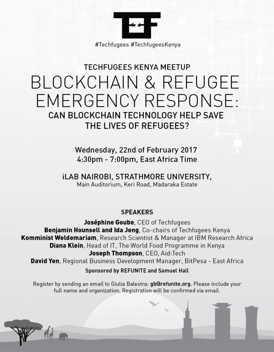 TechfugeesKenya_Invite