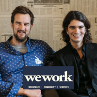 Coworking Feature// WeWork