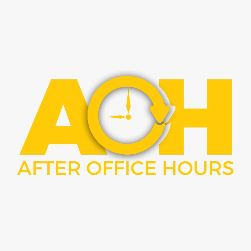 After Office Hours (AOH) is a bi-monthly business skill session hosted by someone awesome
