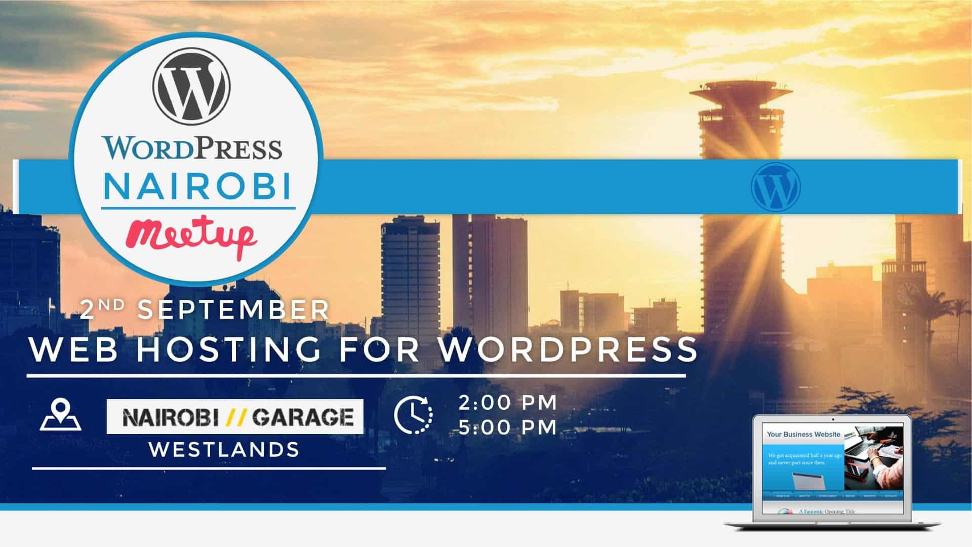 wordpress webhosting
