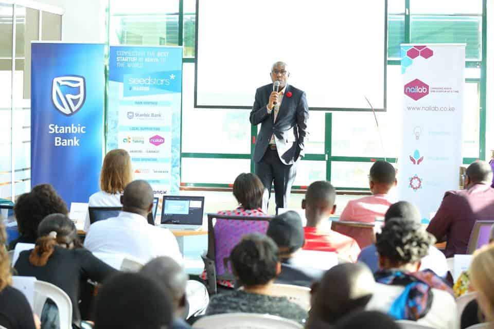 Seedstars World Nairobi