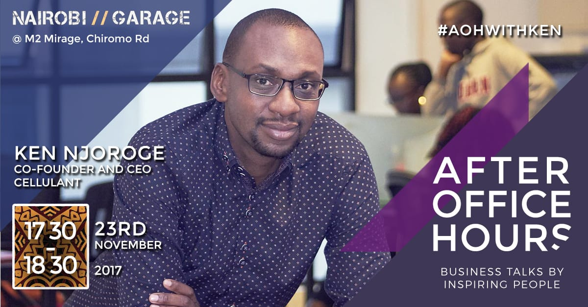 After Office Hours with Ken Njoroge