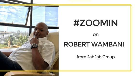 Robert Wambani