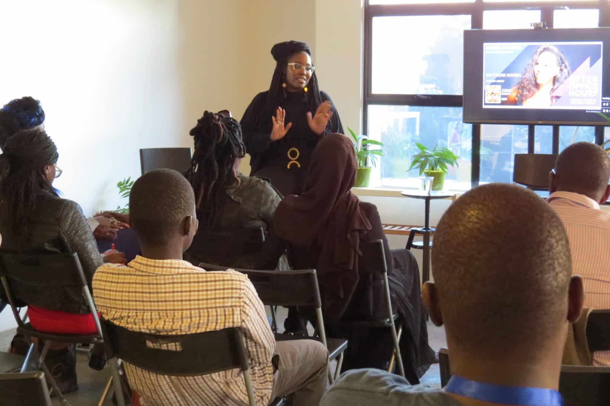Muthoni Njoba