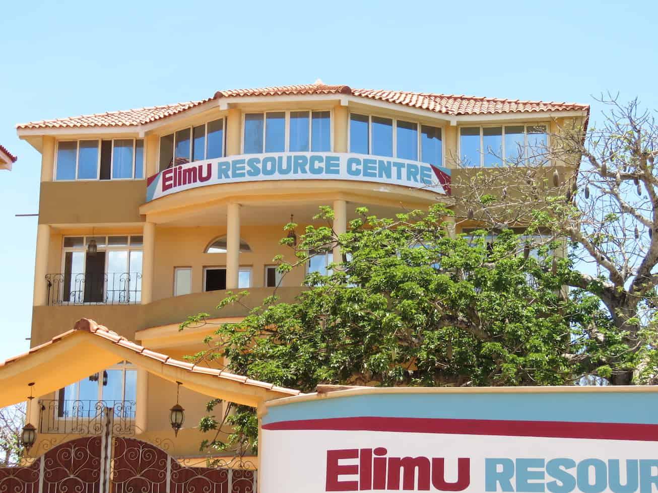 Elimu e-hub Cow-working space