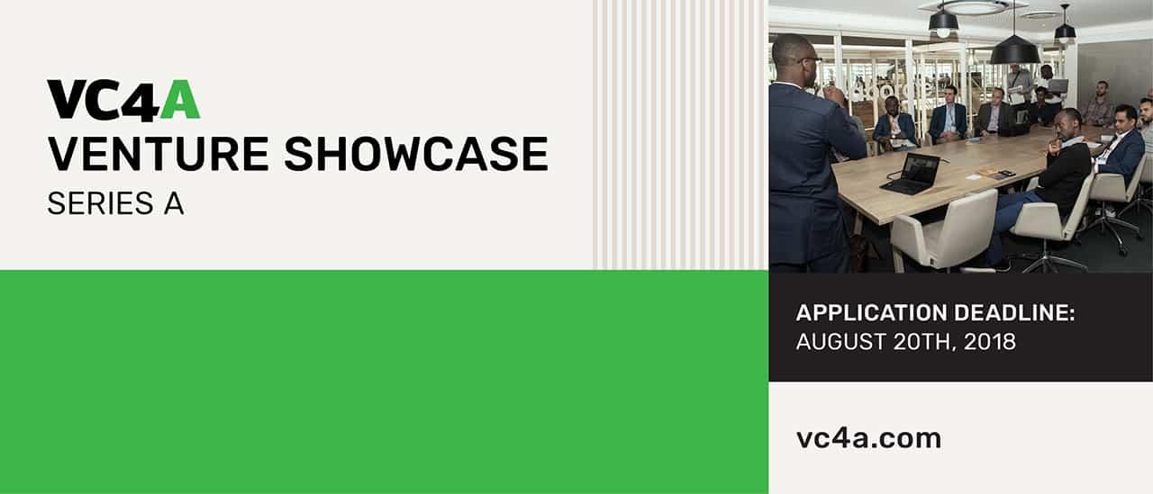 VC4A announces Series A Venture Showcase