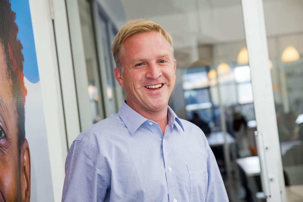 Branch International CEO Matt Flannery