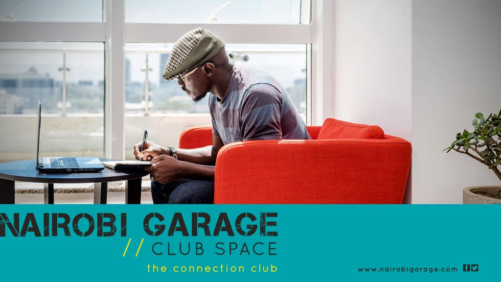 Nairobi Garage CLub Space
