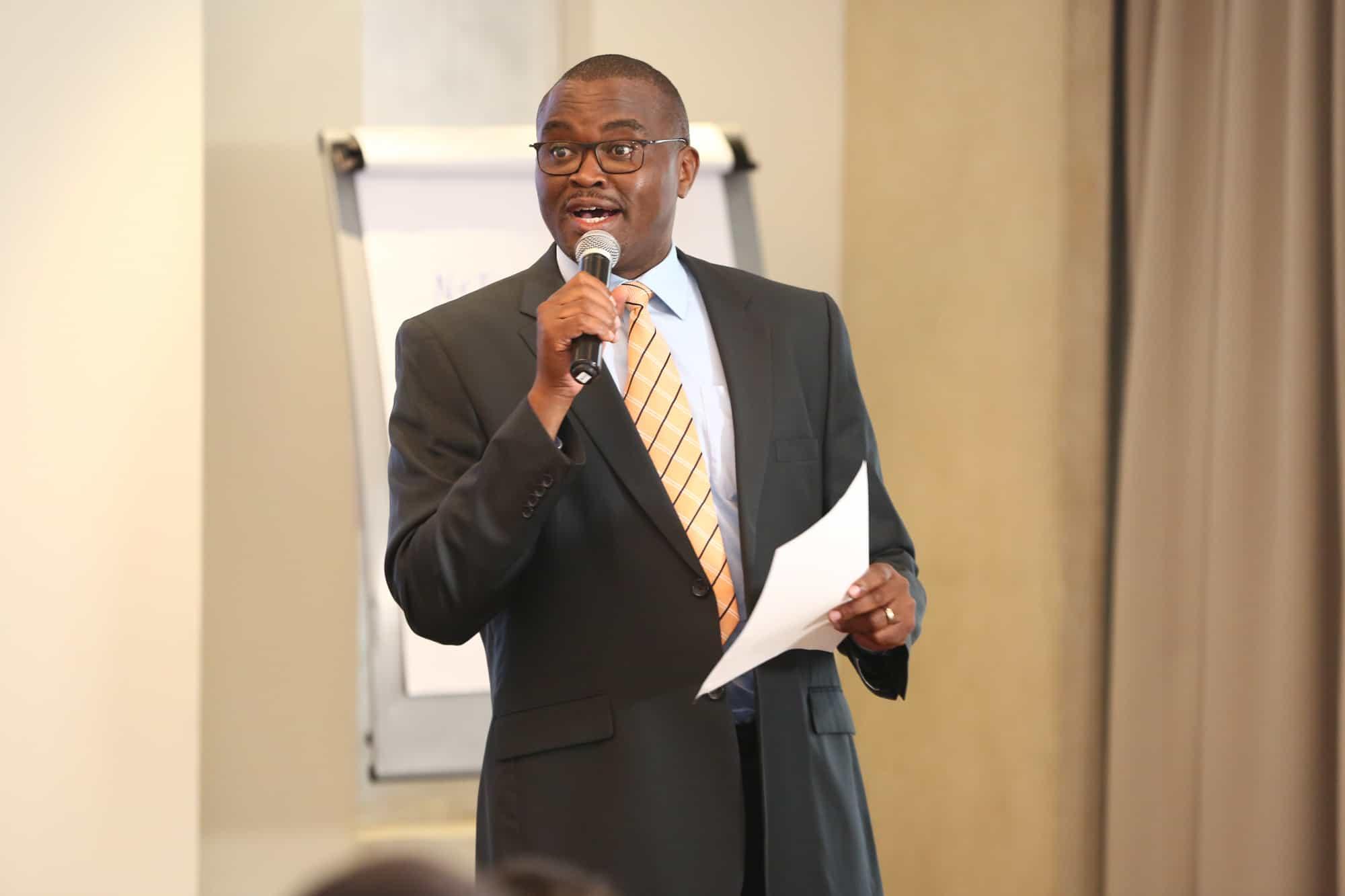 Geoffrey Shimanyula, Chief Commercial Officer at Liquid Telecom Kenya on Africa abandoning Internet Satellite status
