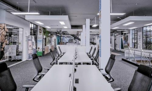 Karen office open space