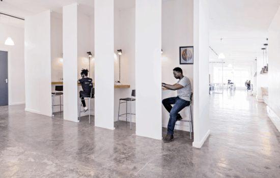 Pinetree - Space interior floor8