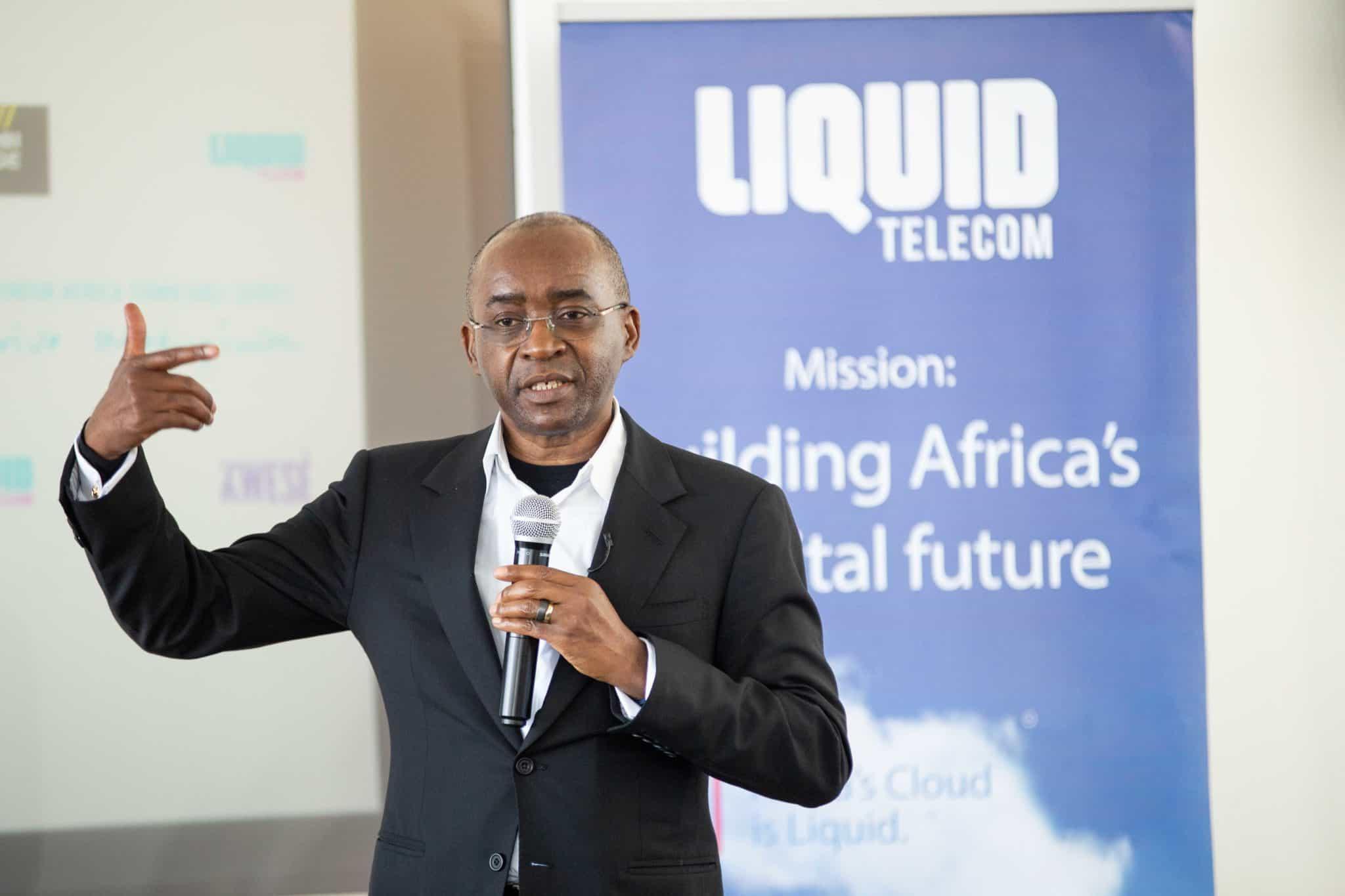 Strive Masiyiwa // Scale-up & Become A Global Brand