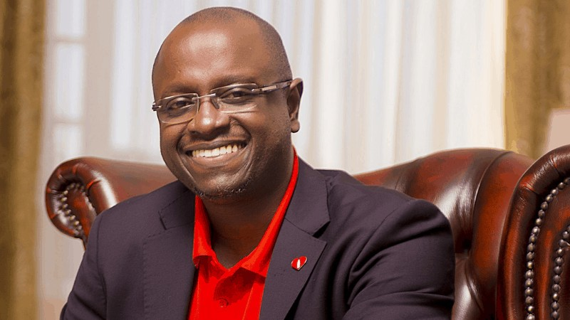 Peter Njonjo, new CEO Twiga Foods.