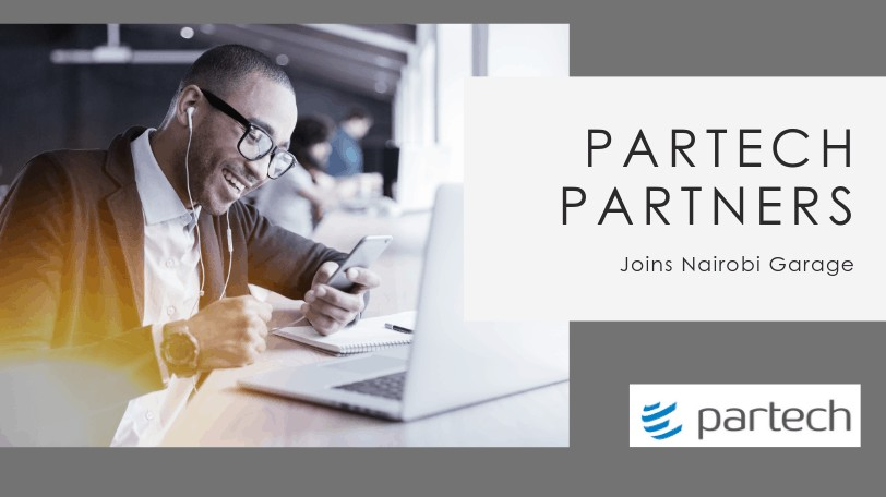 Partech partners joins Nairobi Garage