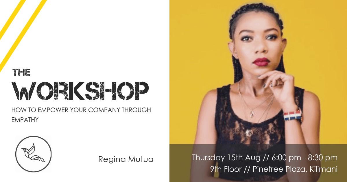 Business workshop event in Nairobi