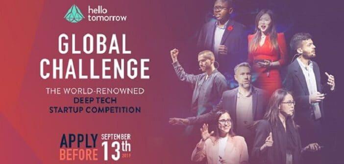 Global Challenge for startups