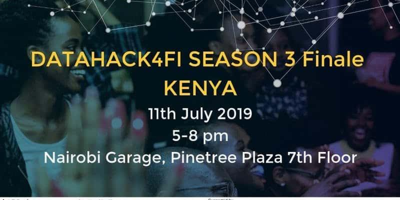 Datahack4FI Season 3 Finale Kenya