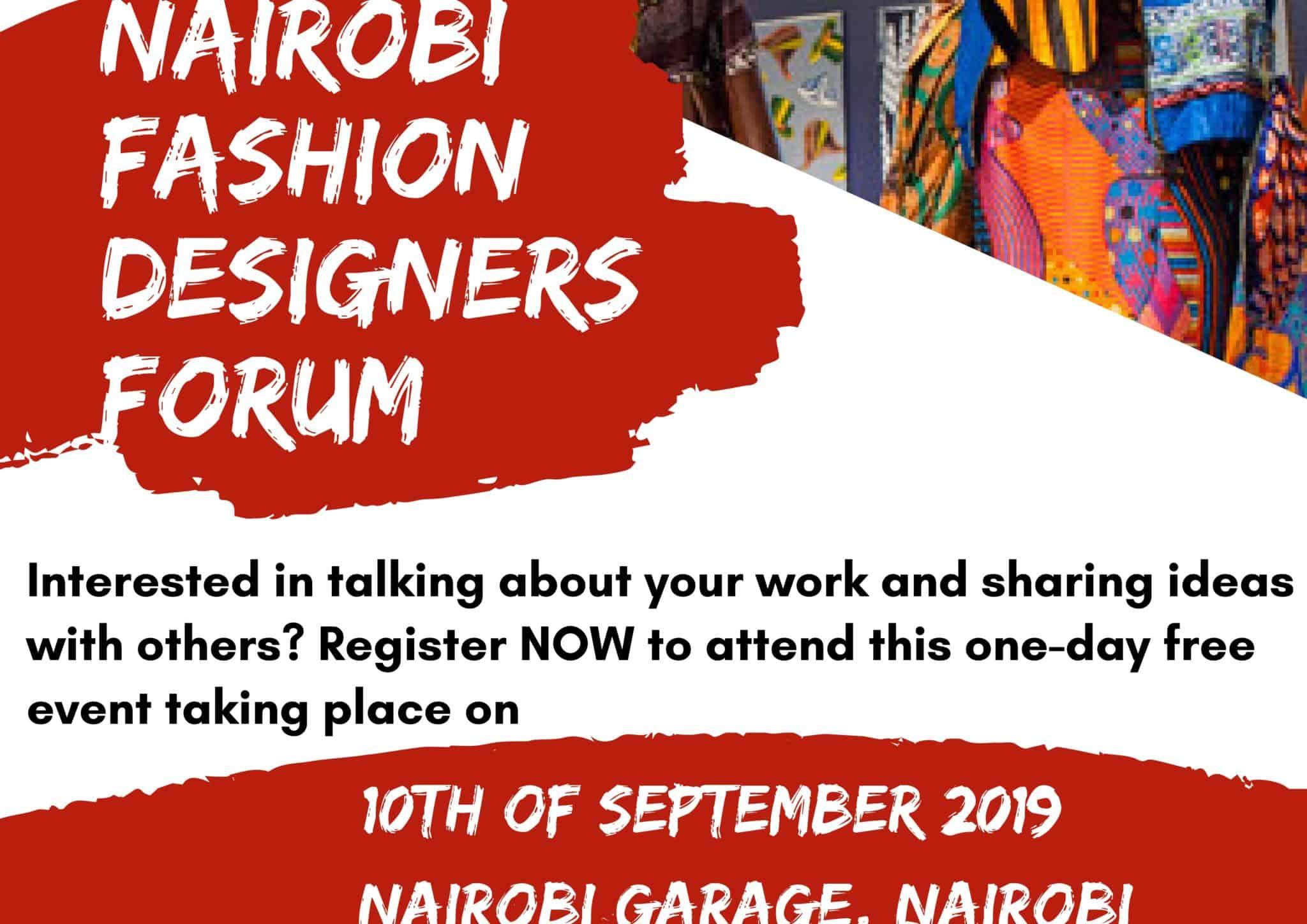 Fashion events in Nairobi