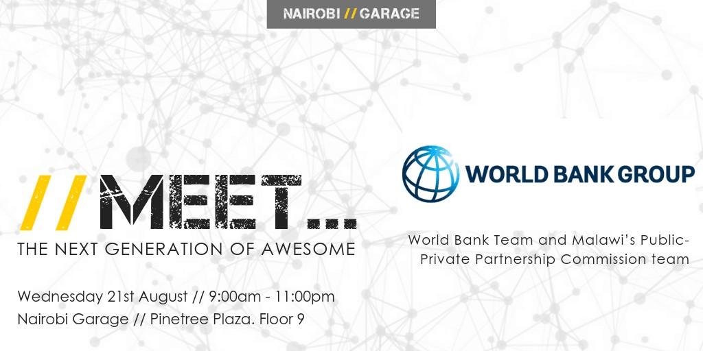 meet digital literacy event in Nairobi