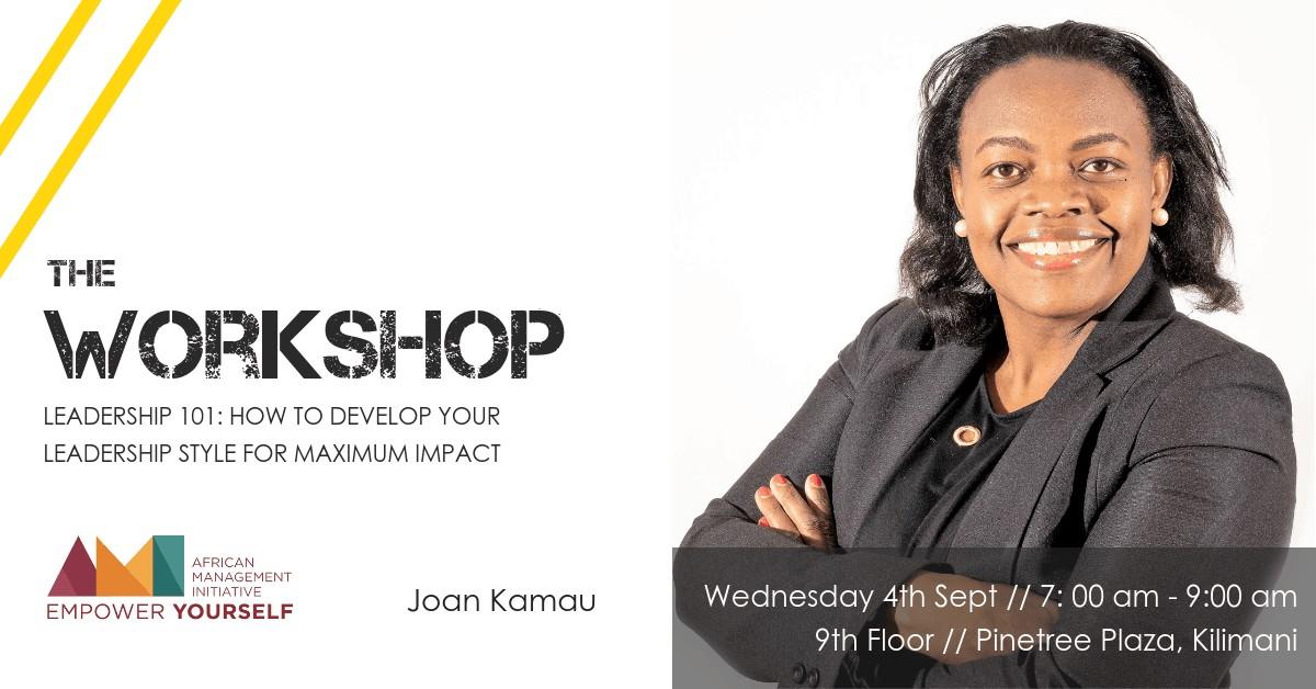 +Leadership Workshops in Nairobi