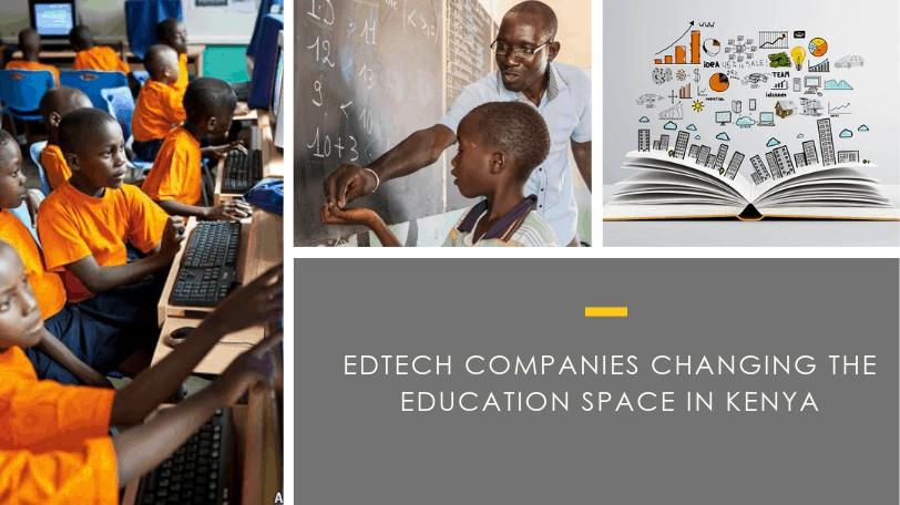 EdTech Companies in Kenya