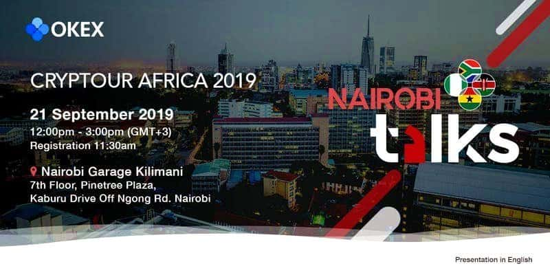 CryptoTour Africa 2019