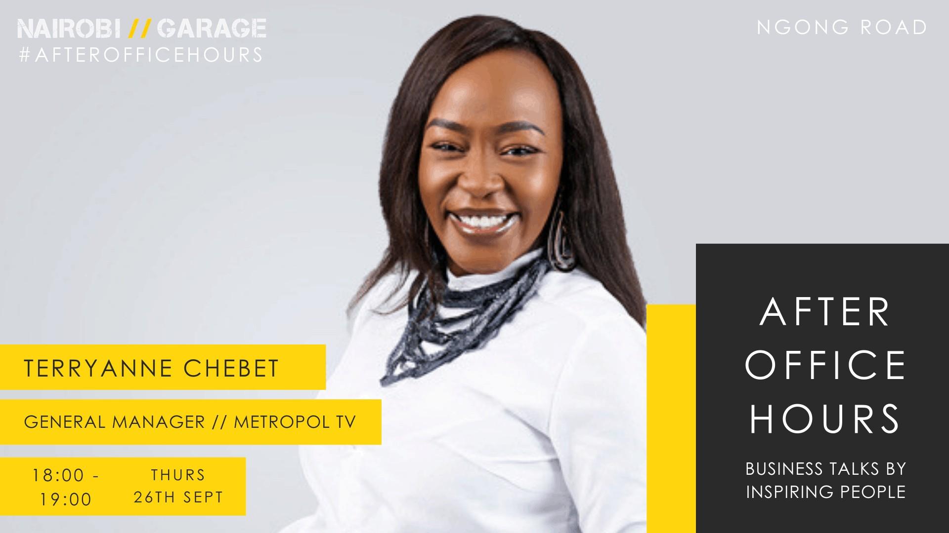 Upcoming events in Nairobi