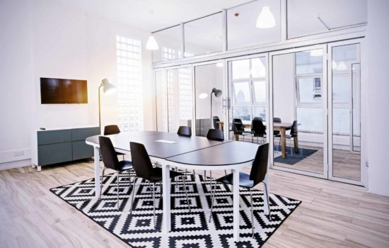 Pinetree - Office Space interior