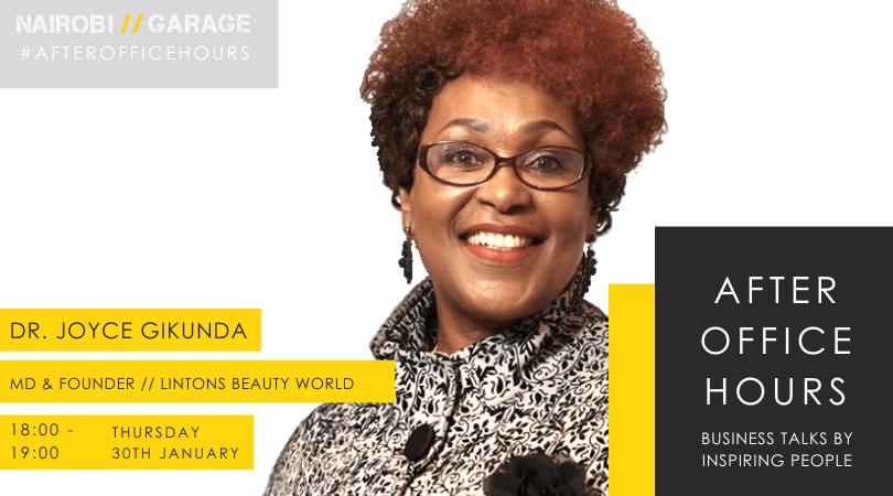 beauty industry in Kenya