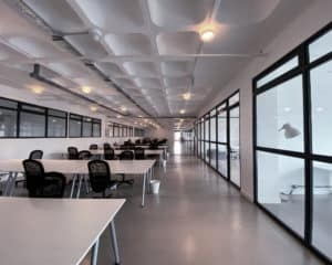office space fit out interior