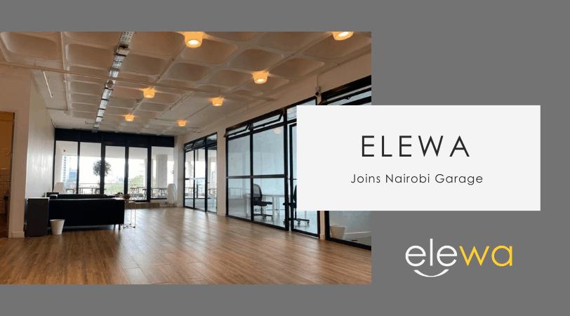Elewa joins Nairobi Garage