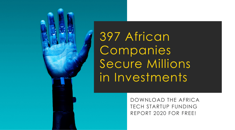 African Tech Startup Funding US$701.5 Million Secured in 2020