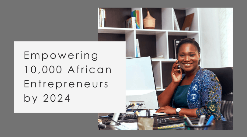 Tony Elumelu Entrepreneurship Programme (TEEP) // Apply before 31st March