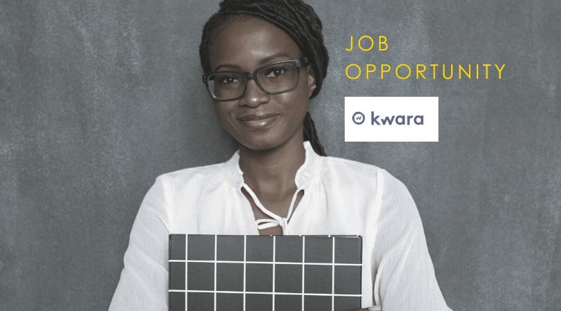 Kwara Job Opportunity // Digital Marketing Intern