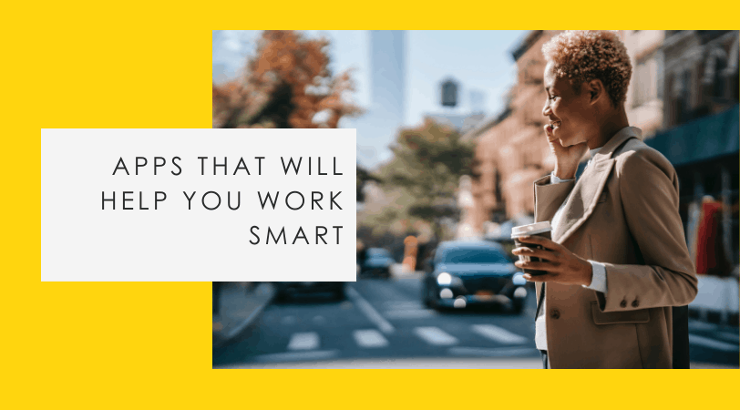 Boost Productivity // 9 Apps To Help You Work Smart