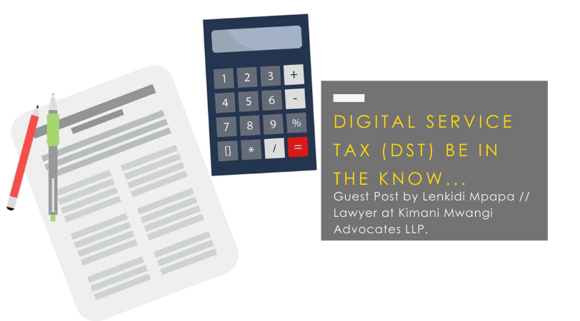 Digital Service Tax (DST) // The Bittersweet Income Tax Addition of 2021
