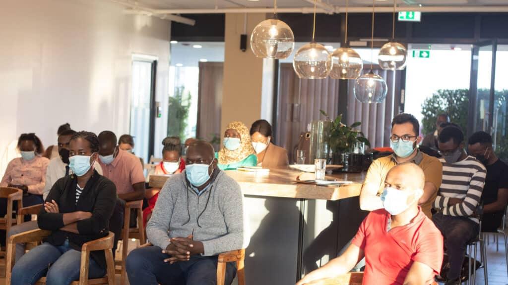 Nairobi Garage Spring Valley Event Attendees