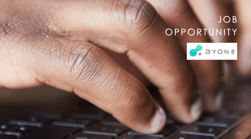 BYON8 Job Opportunity // Growth Manager Based in Nairobi
