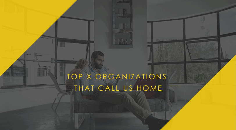 Innovative Growth // 10 Companies that Call Us Home