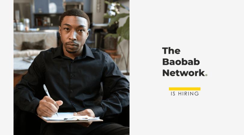 #IkoKazi The Baobab Network // Marketing & Brand Manager