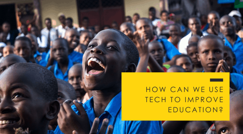 Ed-Tech Conversations // Improving Access to Education