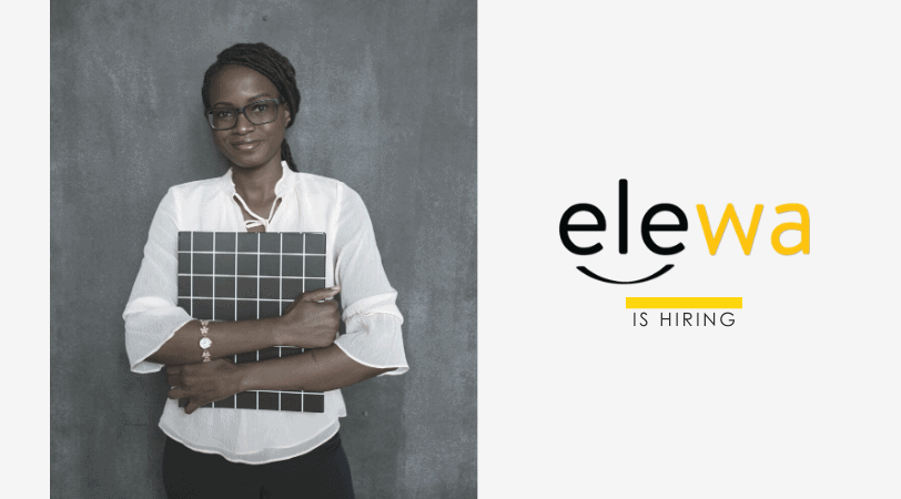 Elewa's UI Design Apprenticeship Program // Deadline May 2nd