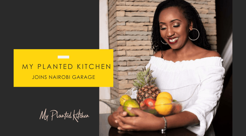 My Planted Kitchen // Advocating for a Healthier Lifestyle