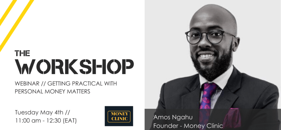 The Workshop on Money Matters // Getting Practical & Real