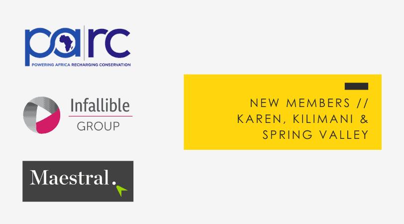 Karibu New Members // New Faces in Our Spaces