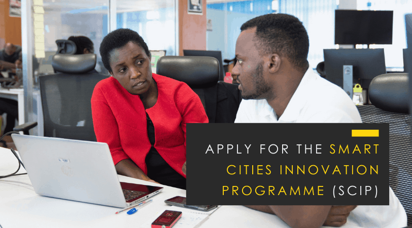 The Smart Cities Innovation Programme (SCIP) 2021