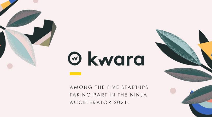 The NINJA Accelerator 2021 // Kwara Selected in 1st Cohort