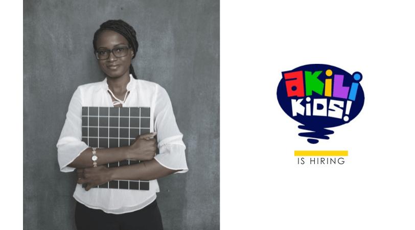 #IkoKazi Akili Kids! // PR & Communications Intern.