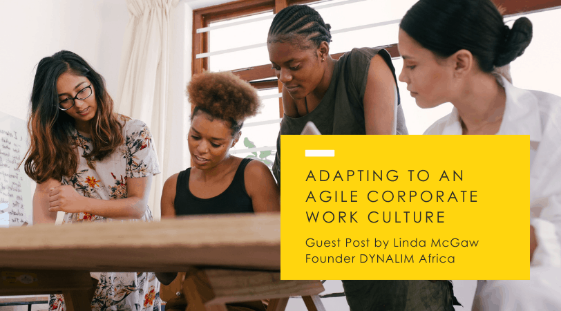 Corporate Culture // Enhancing Agility in Your Organization