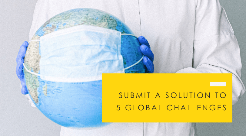 MIT Solve 2021 Global Challenges // Apply by June 16th 2021